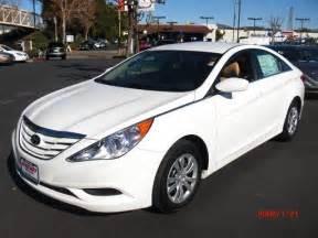 2013 Hyundai Sonata White