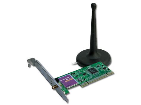 Wireless Pci Adapter 54 Mbps