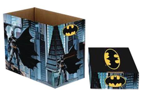 Dc Comics Short Comic Storage Box