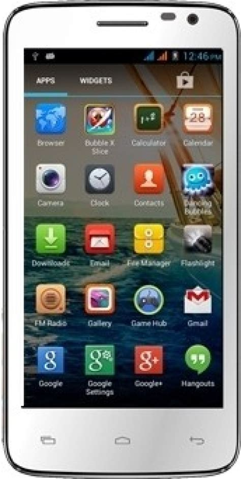 Prise 32 A Cuisine Comparer 16 Offres Micromax Canvas Juice A77 White 4 Gb At Best