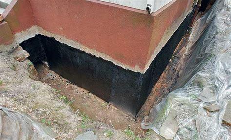 bitumen abdichtung sockelbereich sockel abdichten bitumen