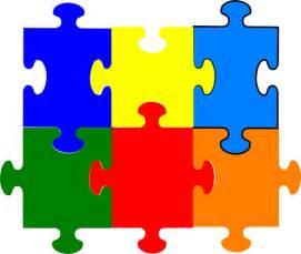 Jigsaw Puzzle Pieces Clip Art