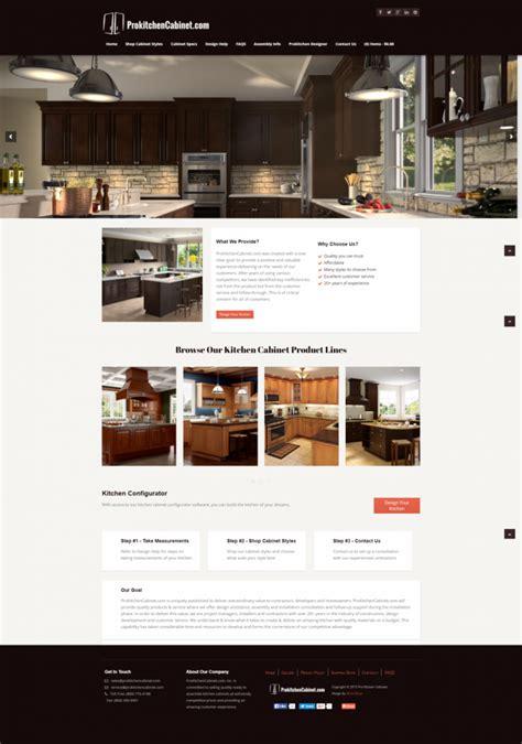 Kitchen Cabinet Doors Buffalo Ny Pro Kitchen Cabinets Wordpress Website With Woo Commerce