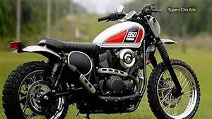 Yamaha Scr 950 : yamaha scr 950 scrambler 2017 smart bike on road ~ Jslefanu.com Haus und Dekorationen