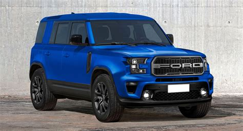 ford baby bronco wont    baby defender