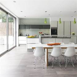 kitchen extensions ideas white social kitchen diner extension kitchen extension design ideas decorating housetohome