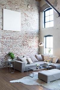 Mur Effet Brique : comment cr er un mur en briques et o trouver des briques ~ Melissatoandfro.com Idées de Décoration