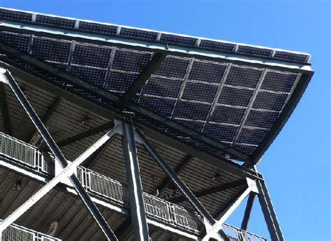 solar panel seattle seattle mariners go solar with panasonic solar panels solarfeeds