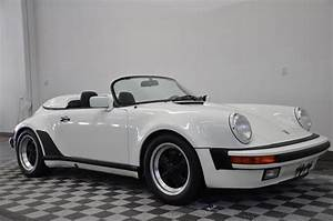 Porsche 356 Prix : porsche 911 convertible 1989 white for sale wp0eb0916ks173010 1989 porsche 911 speedster grand ~ Medecine-chirurgie-esthetiques.com Avis de Voitures