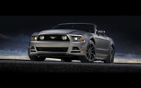 Ford Mustang Gt 2013 Wallpaper