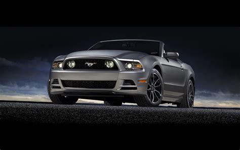 Ford Mustang Gt 2013 Wallpaper