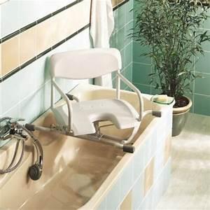 Siege De Baignoire : votre si ge de bain pivotant pour baignoire invacare aliz ~ Melissatoandfro.com Idées de Décoration