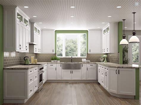 antique white shaker kitchen cabinets shaker white or antique white kitchen cabinets we ship 7494