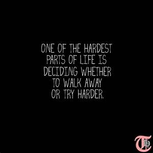 Hard Decisions In Life Quotes. QuotesGram