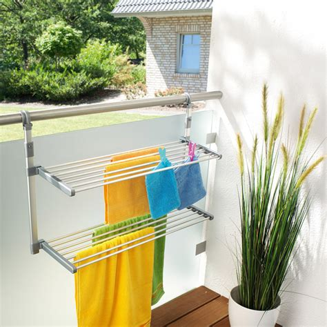 etendoir a linge balcon commander en toute simplicit 233 s 233 choir 224 linge pour balcon chez eurotops