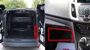 Where Is The Fuse Box On A Ford Transit Connect
