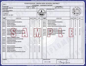 okmulgee high school transcripts