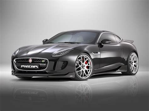 Jaguar F-type R Coupe By Piecha Design