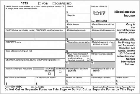 1099 misc template for preprinted forms 1099 misc form definition form resume exles rgpxvw4zwq