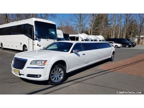 Chrysler 300 Suv by Used 2011 Chrysler 300 Suv Stretch Limo Limousine