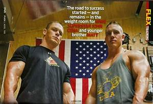 John cena and is brother. Matt cena | John Cena 2 ...