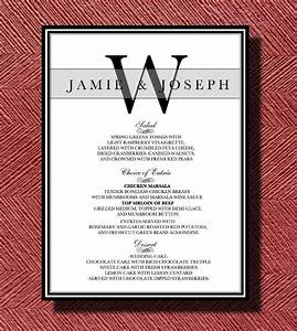 Dinner Menu Templates – 36+ Free Word, PDF, PSD, EPS ...