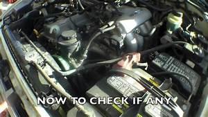 P0171 Lean Condition At Idle Toyota Tacoma  U221a