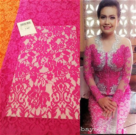 kebaya tile chemical anyelir grosir brokat sangkara december 2015