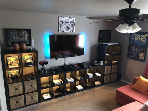 My Gaming Living Room by Reddit The Front Page Of The For The Home In
