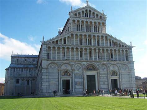 chambres d hotes toscane la cathédrale de pise