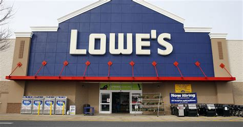 Lowe's To Build Its First Direct-to-consumer Fulfillment