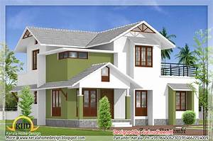 Kerala home design and floor plans: 8 Beautiful House ...