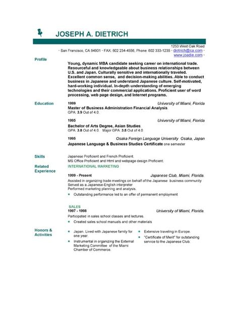 Free Resume Software Downloads by 85 Free Resume Templates Free Resume Template Downloads