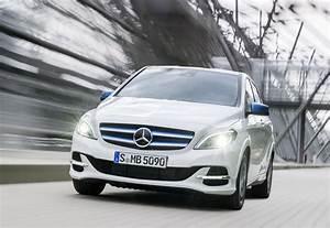 Mercedes Benz Classe B Inspiration : essai mercedes classe b electric drive du feu dans les veines l 39 argus ~ Gottalentnigeria.com Avis de Voitures