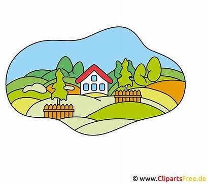 Clipart Dorf Kostenlos Urlaub Bild Village Utklipp