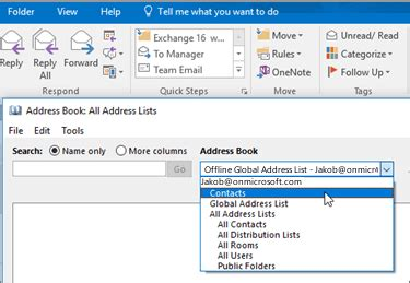 Import Gmail contacts to Outlook - Office Support
