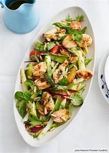 Spargel Avocado Salat : salat mit spargel und kr uter vinaigrette recipe und ~ Lizthompson.info Haus und Dekorationen