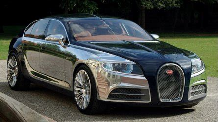 bugatti model   electric wont resemble chiron