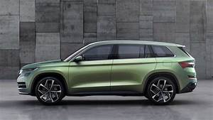 Skoda To Launch Kodiak-Based CUV In China