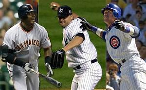 Steroid-era stars Bonds, Clemens, Sosa on Hall ballot - NY ...
