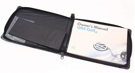 car maintenance manuals 1994 volkswagen golf iii parental controls 1994 vw golf owners manual books case vw volkswagen 93 99 mk3 carparts4sale inc