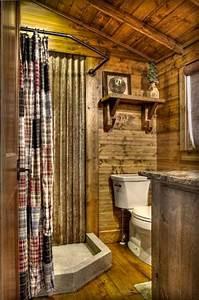 30, Rustic, Bathroom, Remodel, Ideas