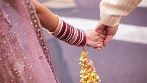 Punjabi Indian Bride And Groom Holding Hands | www.imgkid ...