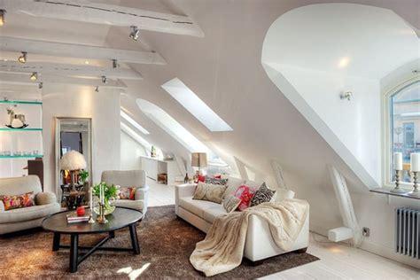 light  stylish scandinavian living room designs