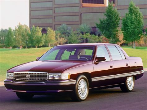 cadillac deville concours series kf  dr