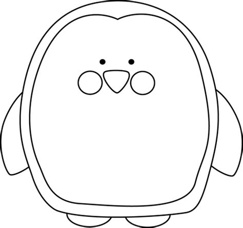 penguin clipart black and white black and white penguin clip black and white penguin