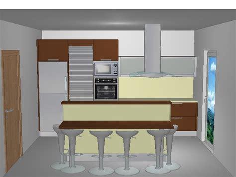 plan en 3d cuisine une projet de cuisine sur mesure plan 3d et devis gratuit