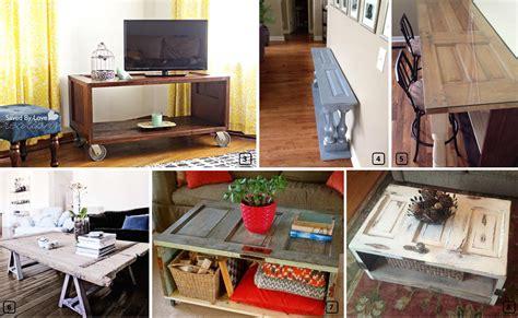 bureau originaux 26 idées récup pour détourner une vieille porte