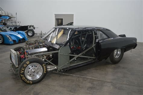 1966 Chevelle Drag Race Car ** Tube Chassis ** 7 Second 1