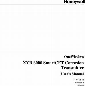 Honeywell Focuspro 6000 User Guide